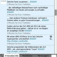 Echofon Grouping von Tweets in Firefox