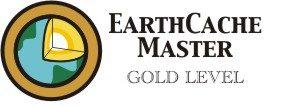 Earthcache Master Gold