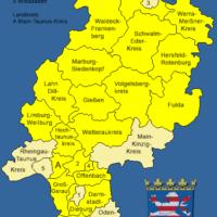 Landkreise Hessen