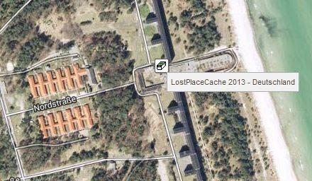GC38KHP - LostPlaceCache 2013 - Deutschland