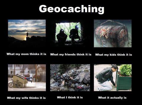 Was Geocaching wirklich ist