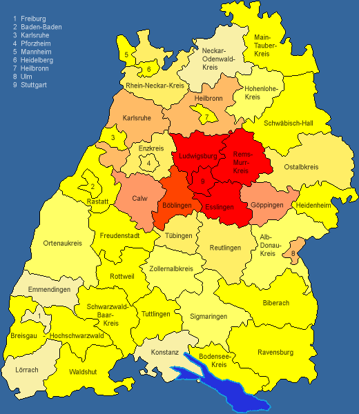 Landkreis Baden Baden