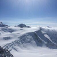 Auf 3440 Metern