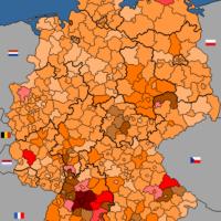 Landkreise Deutschland