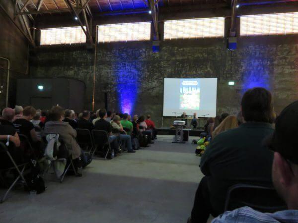 Bernhard Hoëcker Vortrag