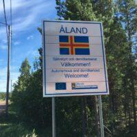 Aland - entmilitarisiert und autonom