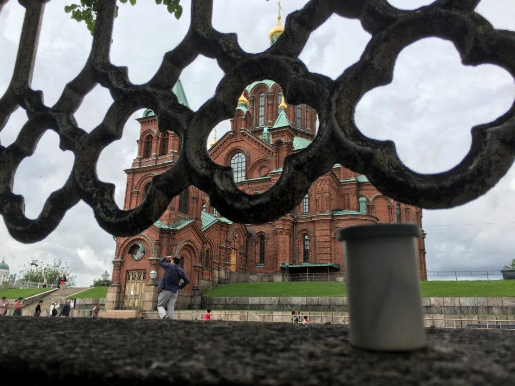 Cachen an der Uspenski-Kathedrale