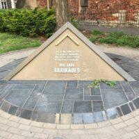 Denkmal Barikādes