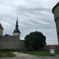 Stadtmauer Tallinn