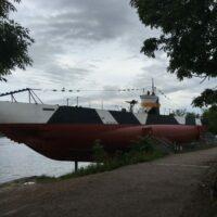 Uboot auf Suomilinnen