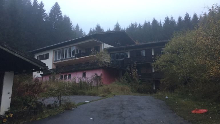Deutschland: Berghaus Homberg