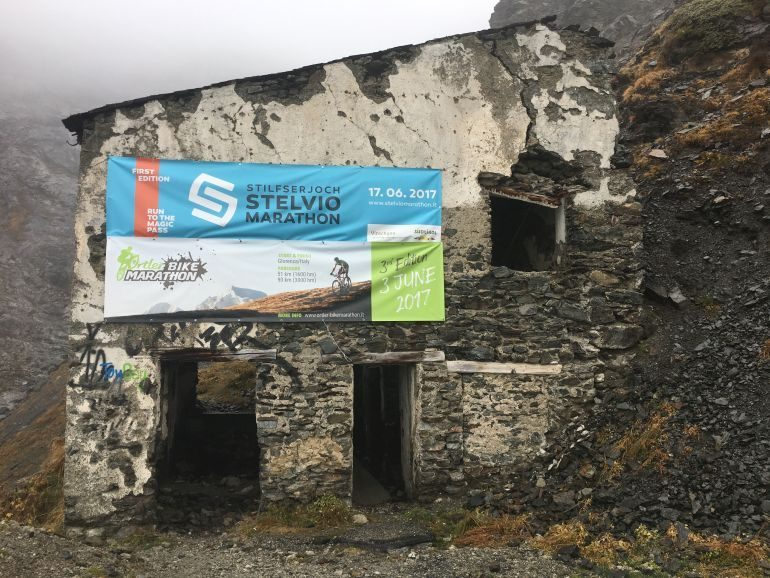 Italien: Stilfser Joch Lost Place