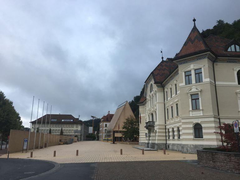 Liechtenstein: Vaduz