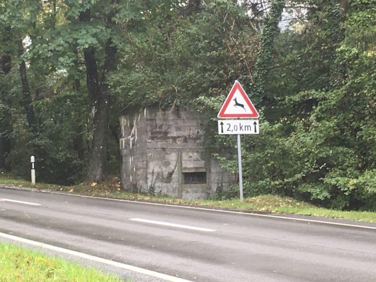 Schweiz: Bunker