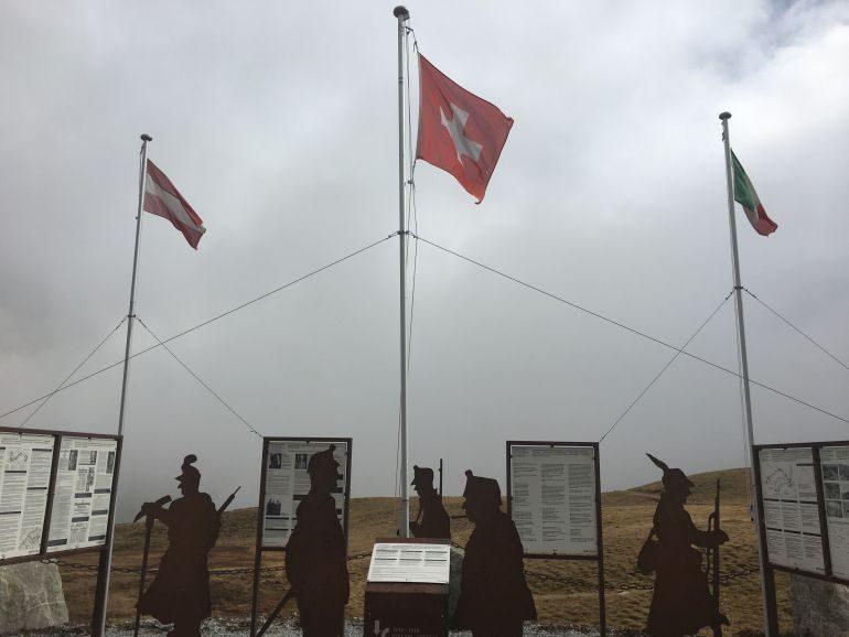 Schweiz: Umbrailpass
