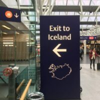 Exit to Iceland