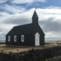 Búðakirkja in Snæfellsnes