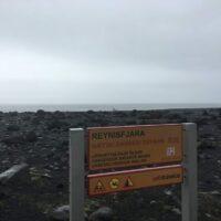 Warnung vor hohen Wellen