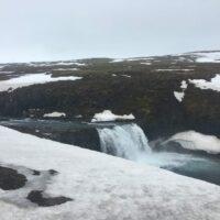 Wasserfall am Öxi