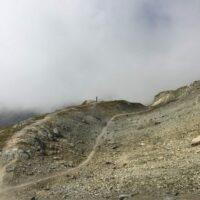 Blick vom Lempruchlager Richtung Dreisprachenspitze