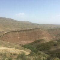 Dawit Garedscha: Berge