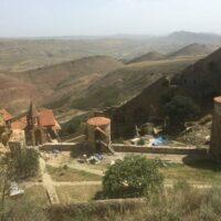 Dawit Garedscha: Blick ins Kloster