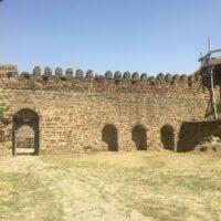 Dawit Garedscha: Im Kloster
