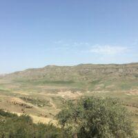 Dawit Garedscha: Landschaft