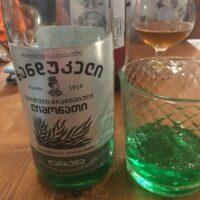Estragon-Limonade