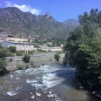 Fahrt durch Armenien