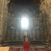 Kloster Akhtala: Fresken