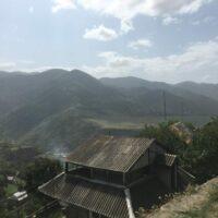 Kloster Haghpat: Ausblick