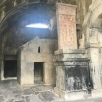 Kloster Haghpat: Innen