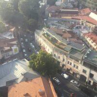 Tiflis: Blick auf die Altstadt
