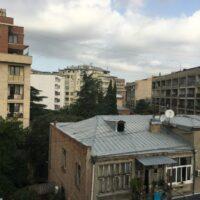 Tiflis: Blick aus dem Hotel