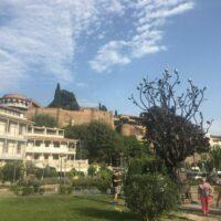 Tiflis: Europaplatz