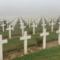 Kreuze in Verdun