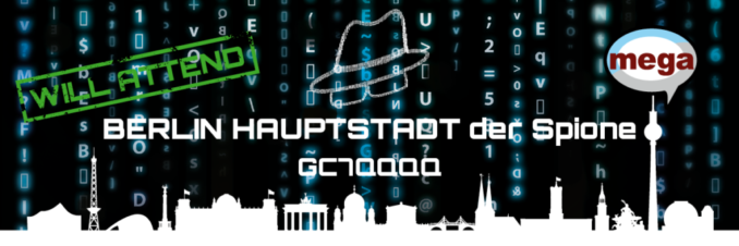 Berlin - Hauptstadt der Spione