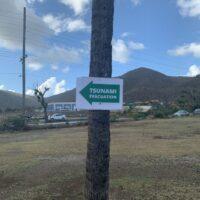 Tsunami Evakuierung