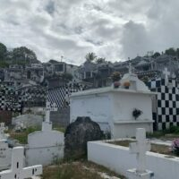 Friedhof Morne-à-l'Eau