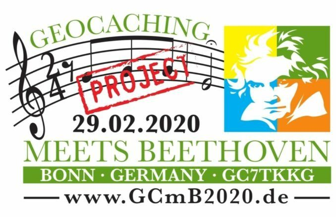 Geocaching meets Beethoven